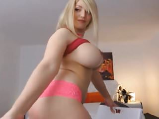 Tits fucked herself...