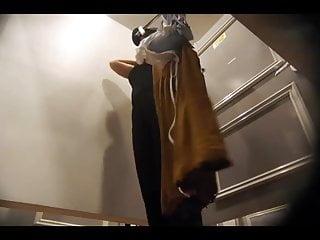 Hidden cam, girls in dressing room, 36