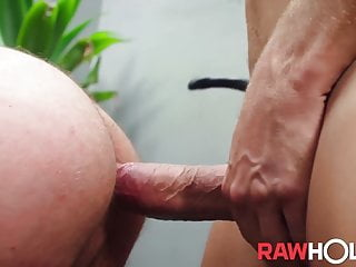 RAWHOLE Big Daddy Rick Paixao Bangs Furry Bottom Balls Deep