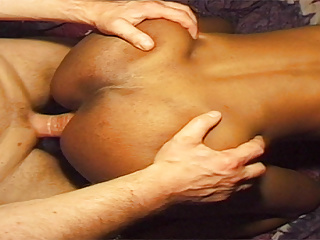 Teen interracial doggystyle fucked...
