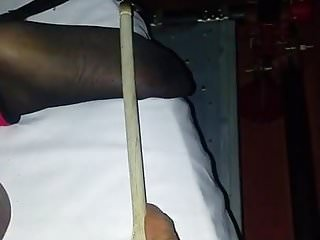 Feet torture whipping and caning 4...