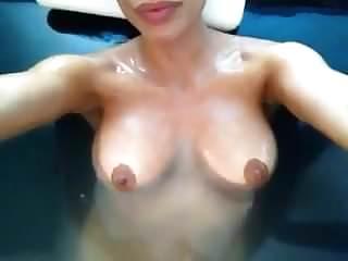 Rosario dawson bathtub...