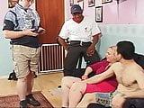 British BBW 'Becky' Group Sex