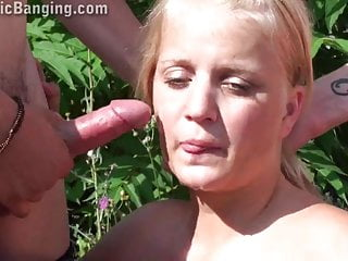 Teens public gangbang part 3...