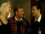 German Anal Threesome