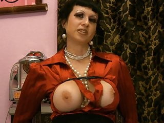 Trinity with Milf Busty ripped clothes