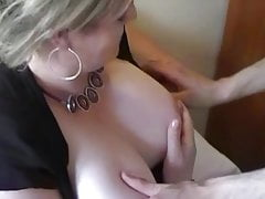 French bbw Cecile fucks with a student