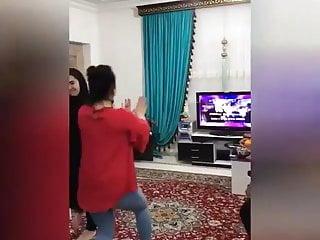 Iranian Girls Dance