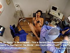 Jackie Banes Taken By Doctor Tampa For Sexual Night Of Fun!