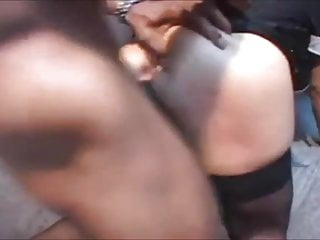 First interacial Gangbang for married Wife