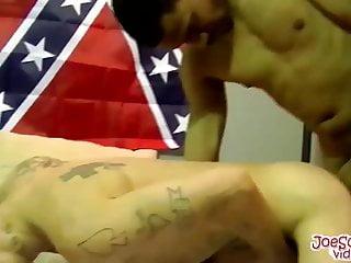 Big jarvis gets a big hard dick...
