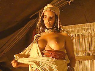 Amina annabi sheltering...