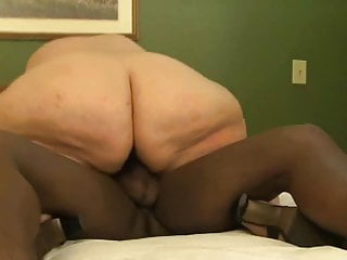 Grandma Loves Big Black Cocks 2