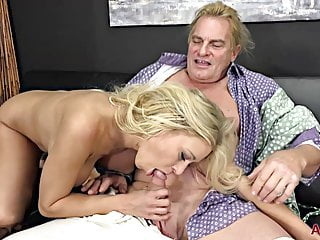 Sweltering Immense Jugs Blonde sexy mom Katie Morgan Fetches Fucked