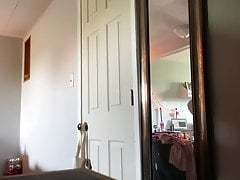 stomiskies - changes outfit in bedroomPorn Videos