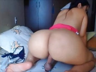 Colombiana sabrosa parte 2 - big ass colombian