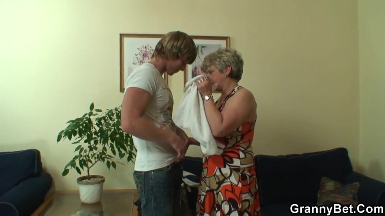 older women and son sex