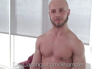 GayCastings Casting Agent Fucks Naive Hunks Compilation