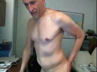sexy dad show wank