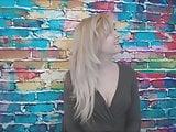 blonde girlfriend asmr