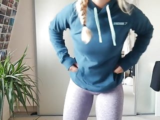 Grace fit uk in engen Leggings