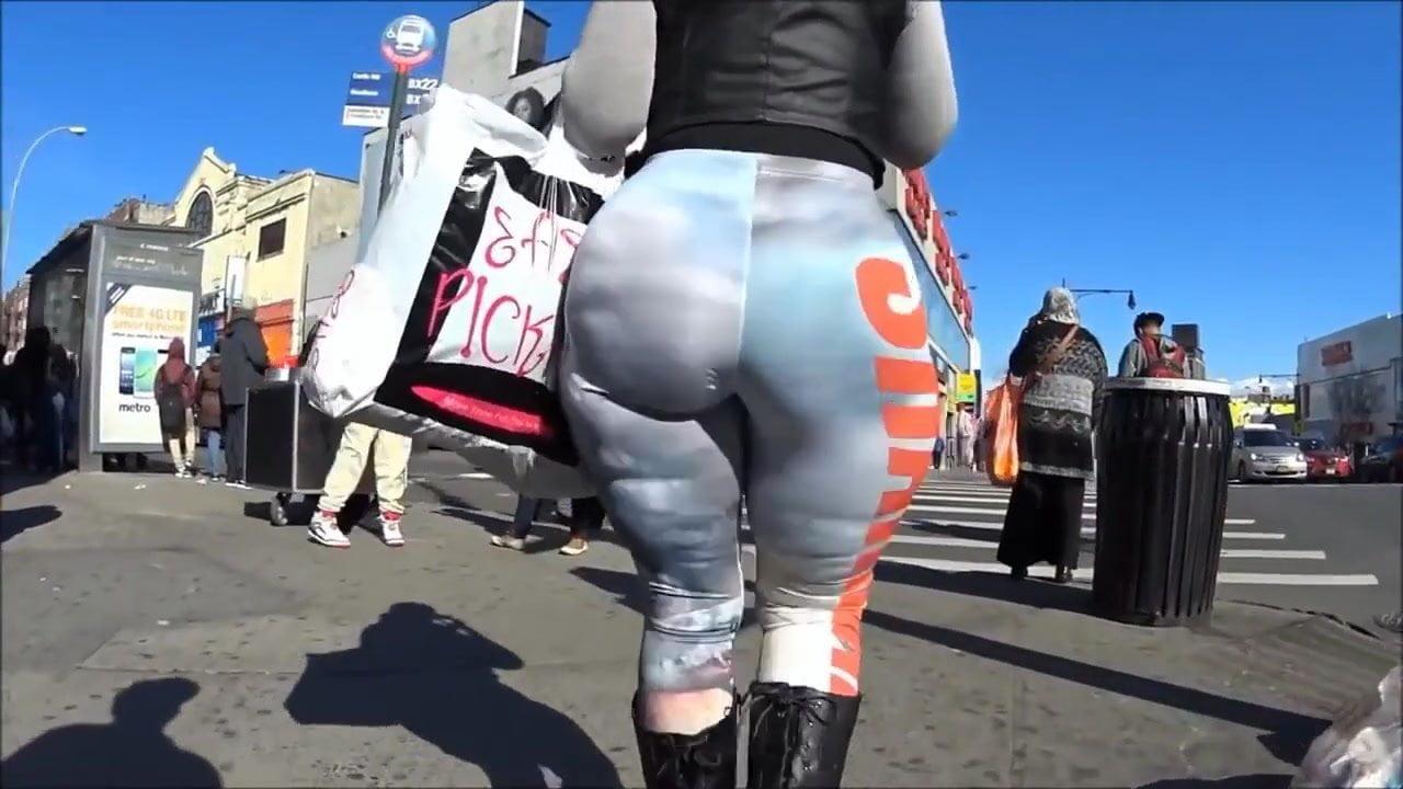 Thick Thighs Ass Latinas