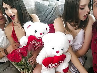 DaughterSwap – Valentines Day Daughter Orgy