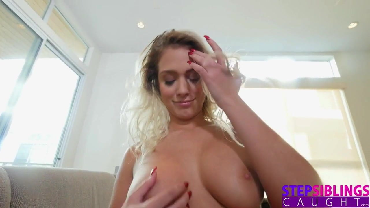 Sexy Step Sister Big Tits