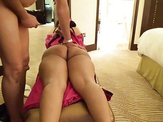 Indian bhabi showing ass and fucked hard...