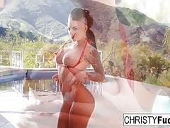 Chrisy Mack Oils That Ass
