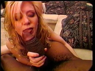 Devours by her mouth couch...