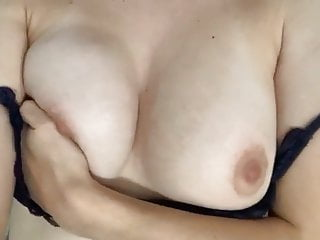 Play with my boobs Part 3