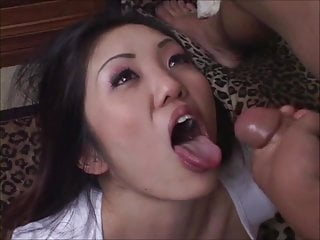 Pornstar Handjob Facial video: Cum-Get-Some Asian Cumshots X