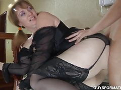 the boy after the party fucked a mature stranger auntfree full porn