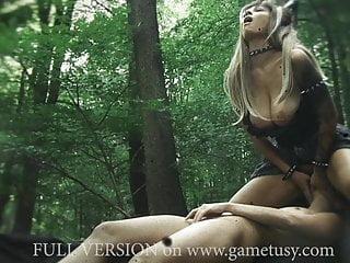 Fantasy series porn teaser lesbian orgy anal blowjob...