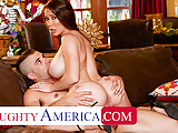 Naughty America - Bianca Burke teaches a fucking lesson