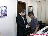 Office pinoy twink seduce boss daddy