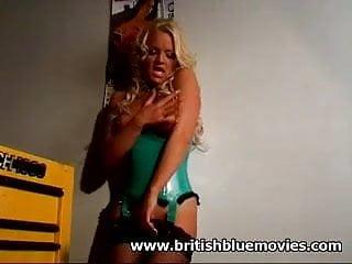 British Pornstar Frankie Babe