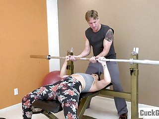 Fucking Her Personal Trainer