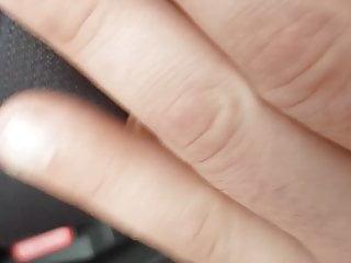 Im auto bekommen von einer fremde muschi