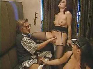 Classic french porn from early 90s with christopher...