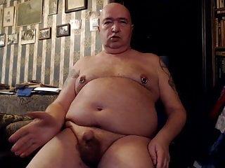 Russian masturbator small cock...