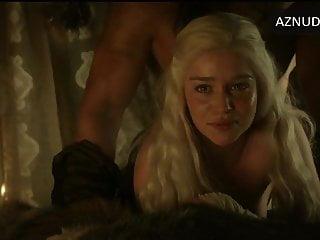 Emilia clarke sex got s01...