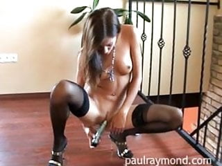 Paul Raymond babe Anita Pearl from Club Magazine