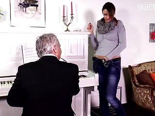 Der notgeile Klavierlehrer