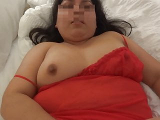 fat walmart coworker 4 – buttplug fucked