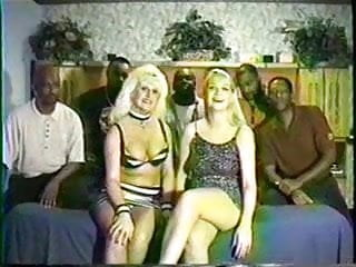 Mature Slut teaches Young Blonde about BBC...F70