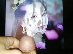 izone wonyoung comeback gift cum tribute Porn Videos