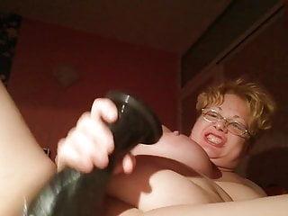 Milf amp fist toy...