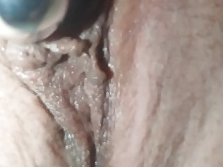 Pussy play beautiful dripping wet...
